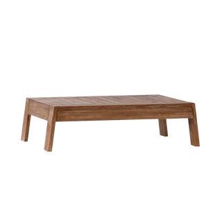 Simple Teak Coffee Table For Sale