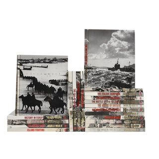 World War II Photo Library Series - Set of 21 For Sale