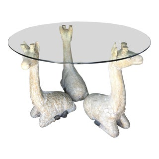 Giraffe Table For Sale