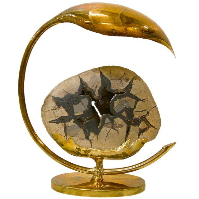 Henri Fernandez Table Lamp For Sale - Image 10 of 10