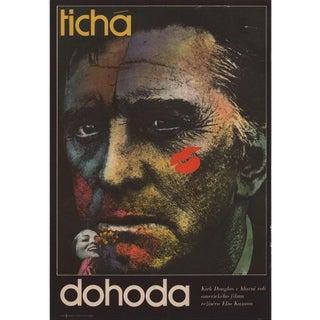 The Arrangement 1973 Czech A3 Film Poster For Sale