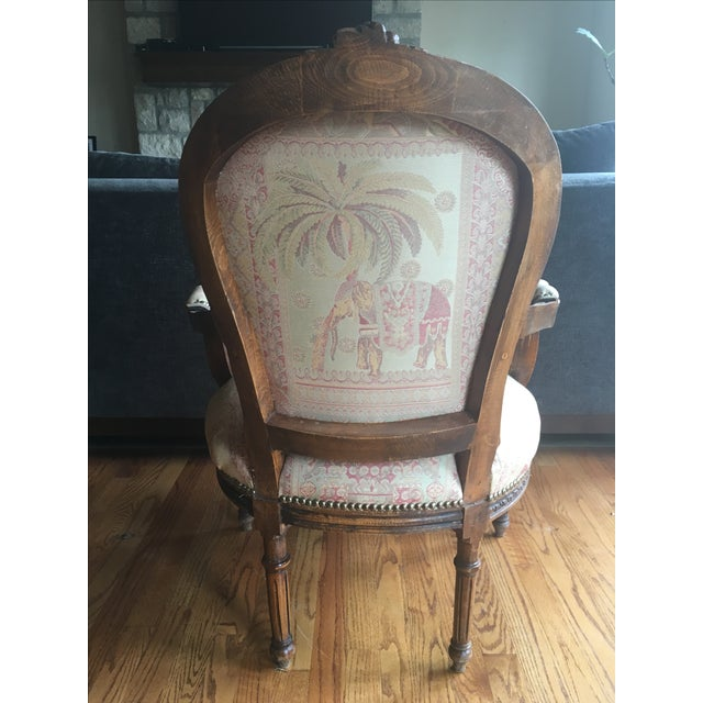 French Accent Chair - Image 3 of 7