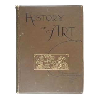 History of Art 1889 For Sale