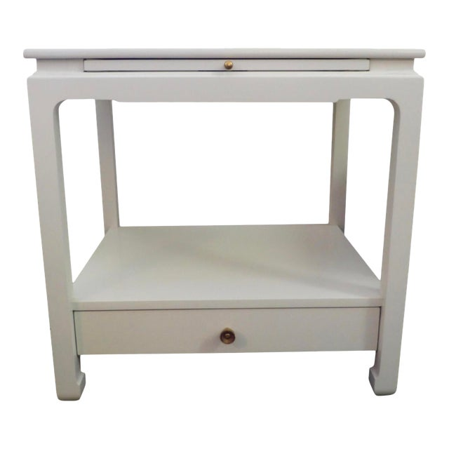 Alexa Hampton Sara Side Table For Sale