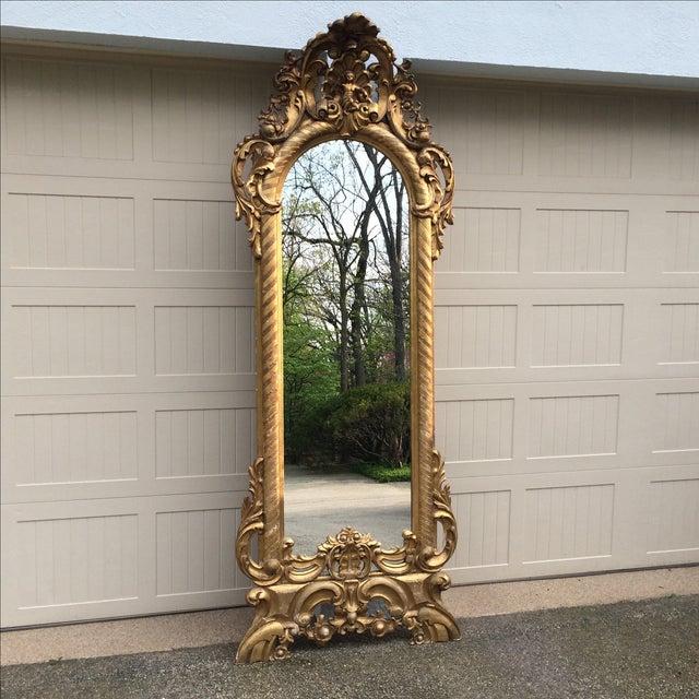 Italian Gilt Pier Mirror - Image 2 of 11