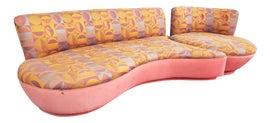Image of Burnt Orange Sofas