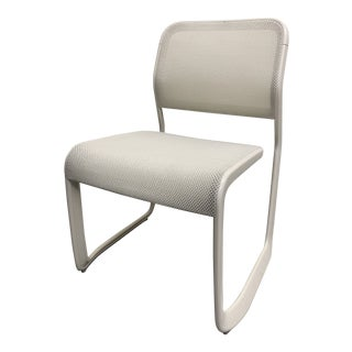Newson for Knoll Aluminum Chair For Sale