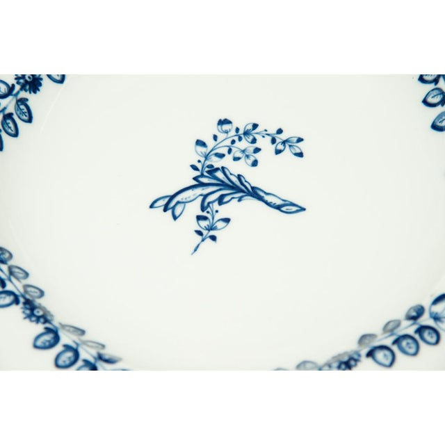 Traditional Meissen plate For Sale - Image 3 of 5