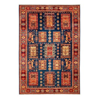 """Ziegler Hand Knotted Area Rug - 6'0"""" X 8'5"""""""