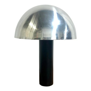 Vintage Modern George Kovacs Style Mushroom Dome Table Lamp For Sale