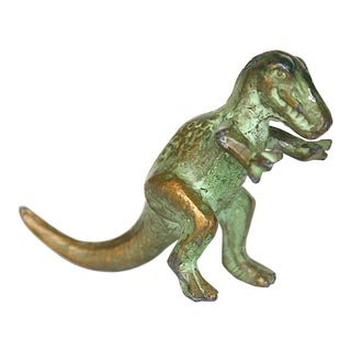 Vintage Miniature Dinosaur Model For Sale