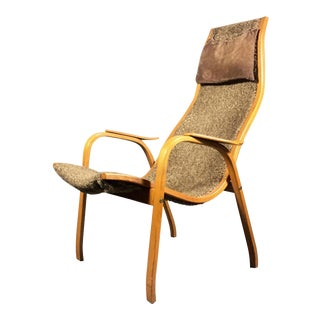 "Yngve Ekström ""Lamino"" Armchair, Swedese, Designed 1956 For Sale"