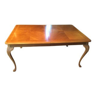Veneered Dining Table For Sale