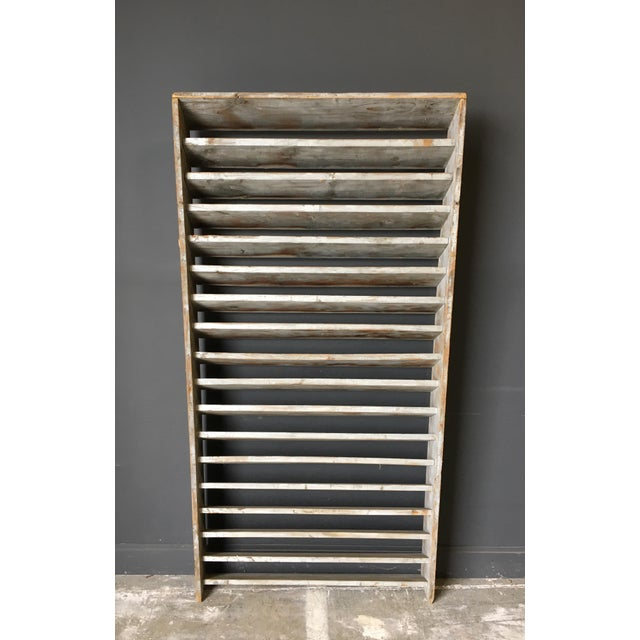 1920s 1920s Rustic Salvaged Architectural Barn Vent For Sale - Image 5 of 8