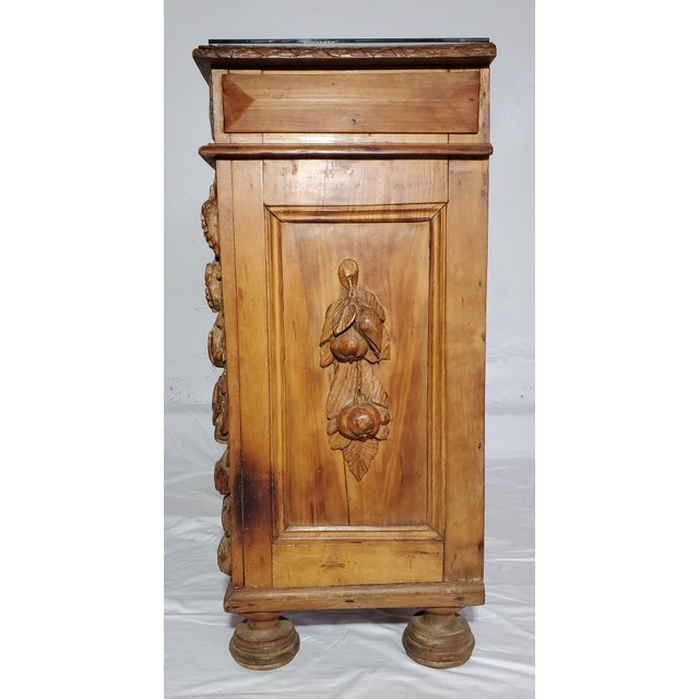 19th Century 19th Century French Provincial Fruitwood Buffet For Sale - Image 5 of 7