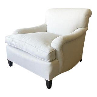 English Style Roll Armchair For Sale