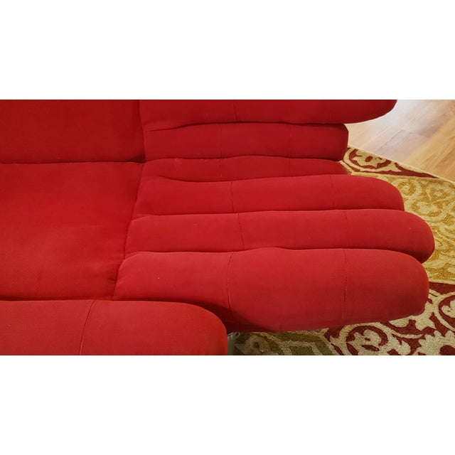 Unique 2 Hands Reclining Couch For Sale - Image 4 of 6