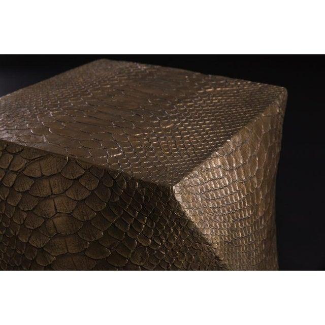 Bronze Erin Sullivan, Bronze Serpent, USA, 2015 For Sale - Image 7 of 11