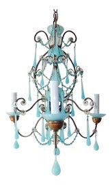Image of Art Nouveau Chandeliers