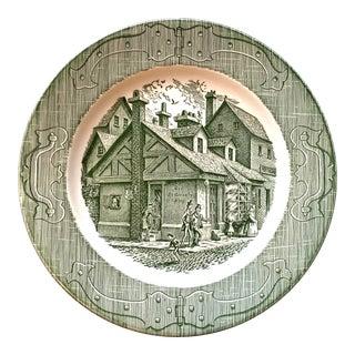 "Vintage Royal ""The Old Curiosity Shop"" Plate For Sale"