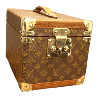 Louis Vuitton Train Case For Sale