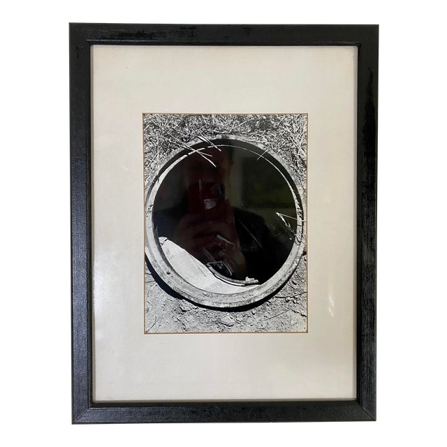 1970s Vintage Industrial Theme Artistic Photograph Signed by T. Bakowski For Sale