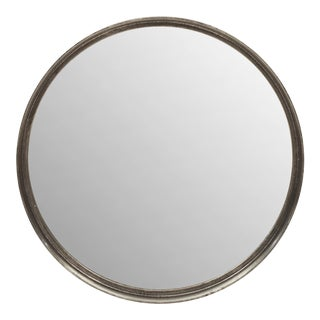 Hazel Mirror, Vintage Silver For Sale