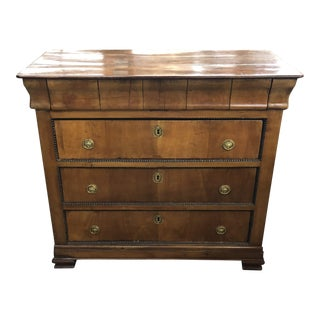19th Century Antique Louis Philippe French Period Commode