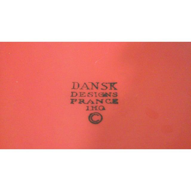 Dansk IHQ Red Enamel Bowl - Image 7 of 7