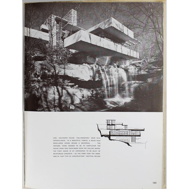 Frank Lloyd Wright: A Testament, First Edition For Sale - Image 11 of 13