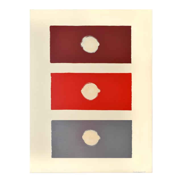 Red Domino Painting - 30 40 For Sale