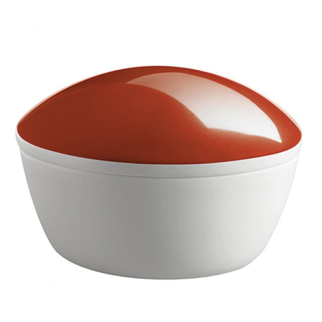 """""""Lola"""" Porcelain Box Coral by Gottfried Palatin For Sale In San Francisco - Image 6 of 6"""