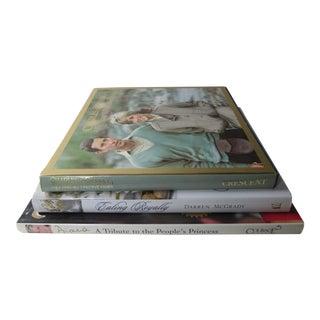 Princess Diana Books -3 Pieces For Sale