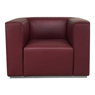 Modern Jehs + Laub for Cassina '180 Blox' Lounge Chair For Sale