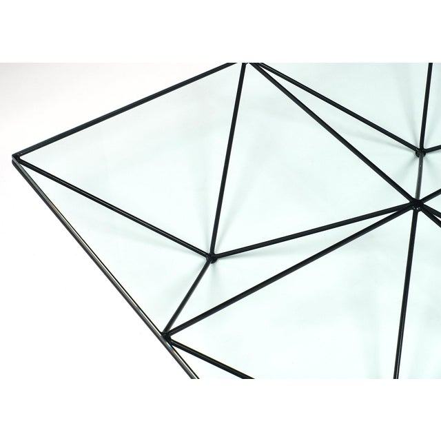 Glass 1980s Italian Paolo Piva Coffee Table For Sale - Image 7 of 10