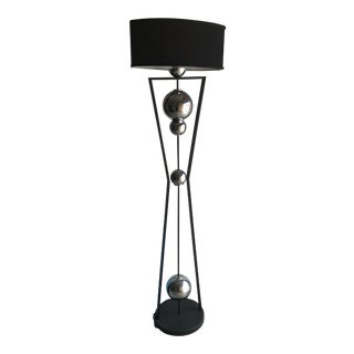 Mid-Century Modern Style Floor Lamp For Sale