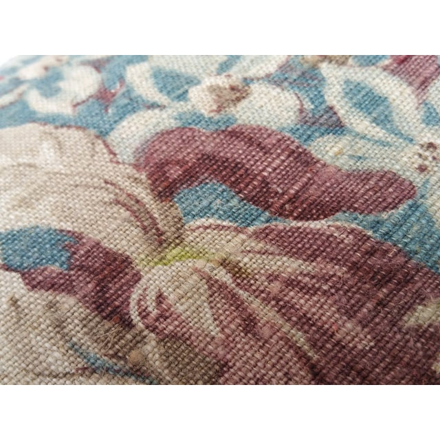 Vintage Liberty of London Floral Pillows - Image 4 of 5
