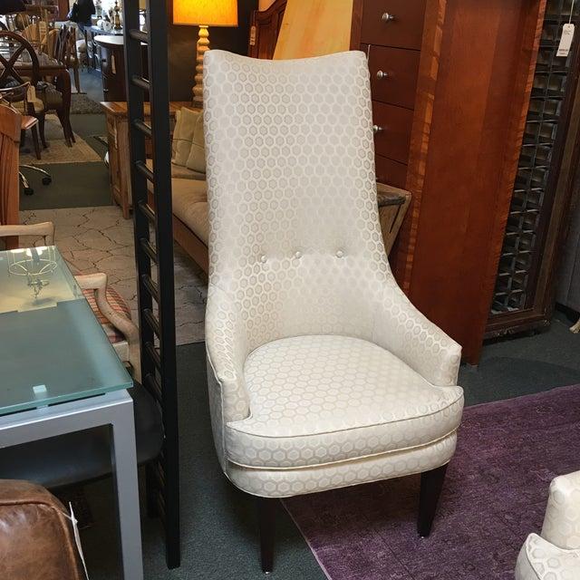 Jonathan Adler Prescott Chairs - A Pair - Image 10 of 11