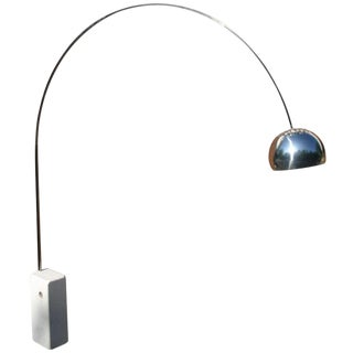 Flos Arco Floor Lamp For Sale