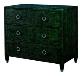 Image of Newly Made Green Dressers and Chests of Drawers