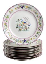 Image of Blue Dinnerware