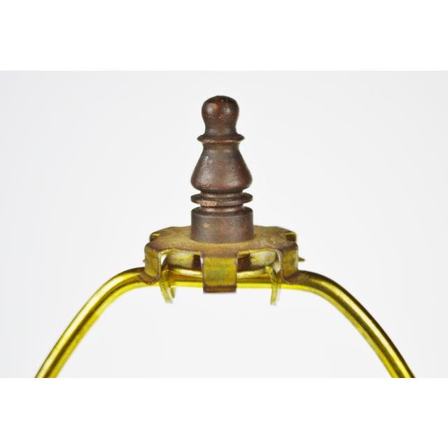 Vintage Morimura Bros. Noritake Vase Table Lamp - Image 11 of 11
