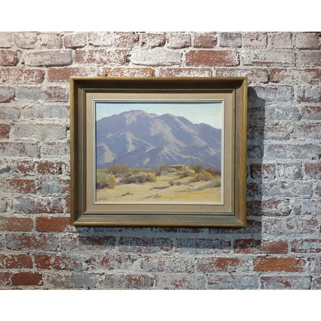 Darving Duncan - Beautiful California Desert Landscape-Impressionsit -oil Painting - Image 2 of 10
