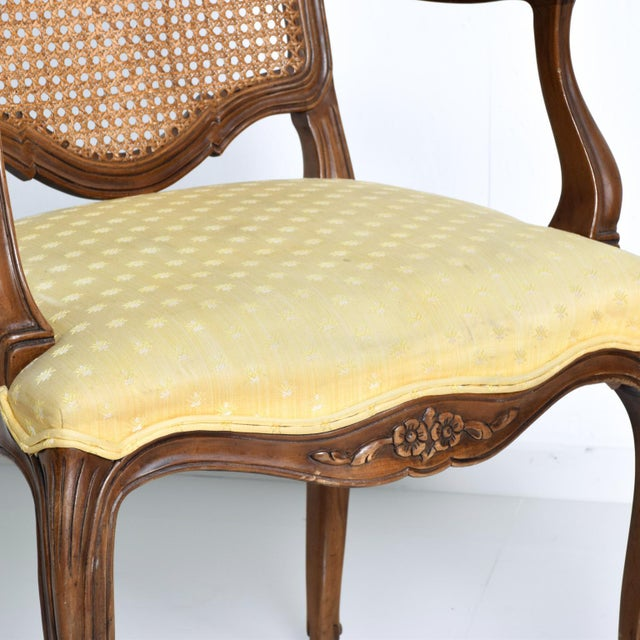 Hollywood Regency Arm Chairs by Kindel - a Pair For Sale In San Diego - Image 6 of 11