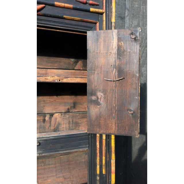 Antique Punjab Dowry Cupboard-Cabinet - Image 10 of 11