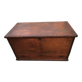 Early 19th Century Blanket Chest