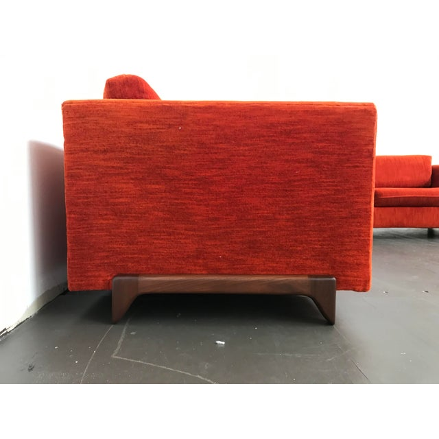 Adrian Pearsall Sectional Sofa by Adrian Pearsall for Craft Associates For Sale - Image 4 of 13