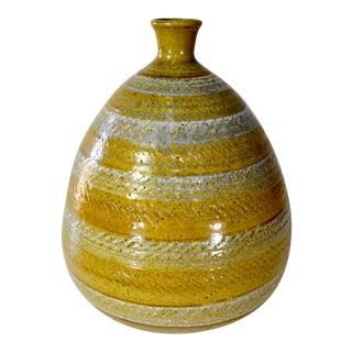 Antonio Prieto Ceramic Vase For Sale