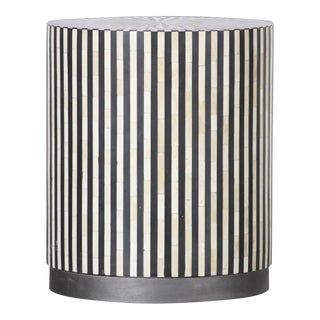 Contemporary Erdos + Ko Home Buckley Accent Table For Sale