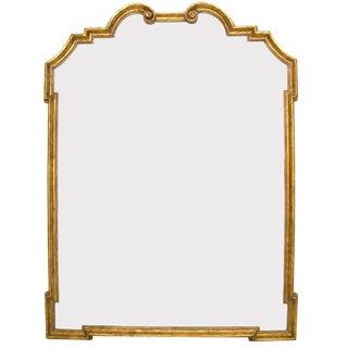 Italian Gilt-wood Designer Mirror by Randy Esada Designs for PROSPR For Sale